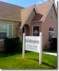 The Bookkeepers bookkeeping, payroll and taxes, 1301 Tennessee, Vallejo, California 94590
